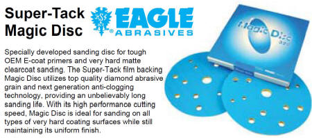 Eagle 528-0320 Super-Tack Magic Disc